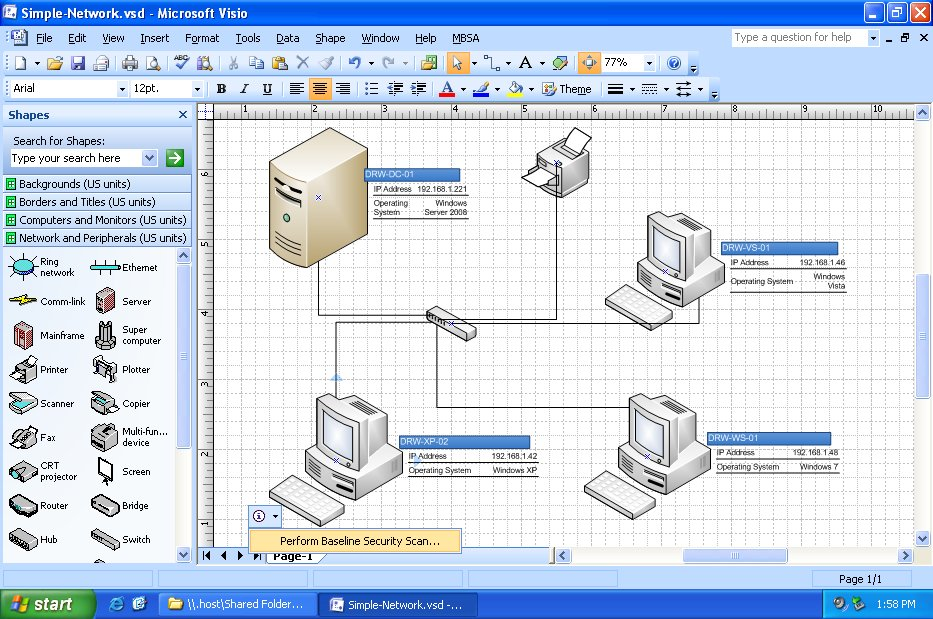 Draw visio-like lines between objects - Unity Forum